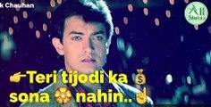 Amir Khan || Sad  Love  Emotional  Status Video | Whatsapp Status  | Tere Ishq Mein Nachenge