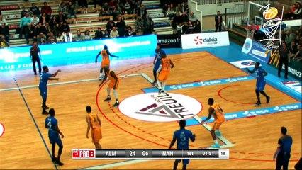 PRO B [J15] - ALM Evreux / Nantes (94-57)