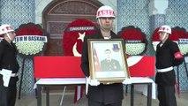 Şehit Uzman Çavuş Durmuş Tek'in Cenaze Töreni
