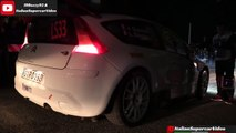 Citroen C4 WRC - Action, Jumps & Powerslides - Rally Legend San Mari