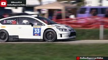 Citroen C4 WRC - Action, Jumps & Powerslides - Rally Legend San Marino