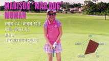 Watch a 10-Year-Old Girl Beat Brooks Koepka   Golf Digest