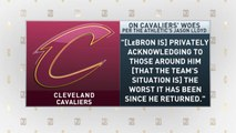 The Jim Rome Show: The Cavs are imploding