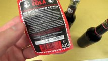 Hipster Cola - Club Mate Cola & Fritz Coffee Cola