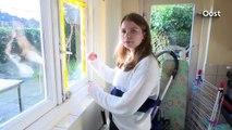 """Zestienjarige Nina ontdekt inbreker in huis in Enschede: """"Ze liet niet meer los"""""""
