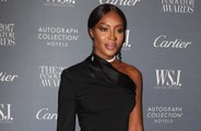 Naomi Campbell datet Skepta