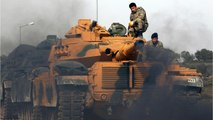 Turkey Expects Swift Campaign Against U.S.-backed Kurds In Syria