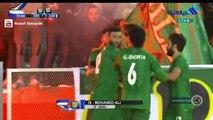 اهداف مباراة الشرطة 1-1 الزوراء الدوري العراقي الممتاز الجولة العاشرة 20-1-2018