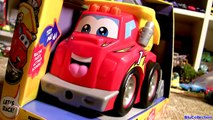 Chuck Race Gear Dump Truck From the Adventures of Chuck & Friends Cartoon Tonka Cars Collection