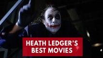 Heath Ledger's best movie roles