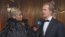 William H. Macy Talks SAG Awards Win & Time's Up Movement