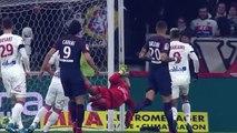 Olympique Lyonnais - Paris Saint-Germain (2-1) - Résumé - (OL - PSG) 2018