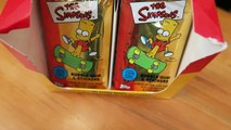 Chewing 13 Year Old The Simpsons Chewing Gum! (2003) | WheresMyChallenge