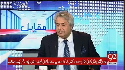 Second Supplementary Reference Against Nawaz Sharif And His Children Is Very Dangerous - Amir Mateen