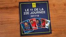 Le 11 de la semaine - Thauvin, Roussillon et Imbula présents