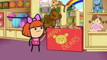 Happy Bears - Cyanide & Happiness Shorts