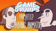 Game Grumps Animated - F You Dog - by Paper Bag Animator