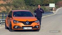 Essai  - Renault Megane 4 RS (2018) :