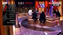 """Invité de la 2.000e de """"l'Equipe du soir"""" sur l'Equipe 21, Nicolas Sarkozy a fait preuve de beaucoup d'humour hier soir"""