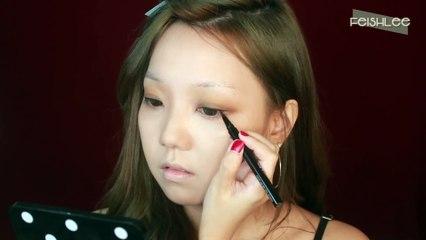 ONE BRAND MAKEUP [3CE STYLENANDA] - Bronze Brown Makeup Tutorial