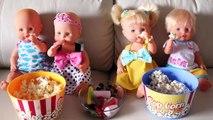 Aventuras de las Bebés Nenuco Hermanitas Traviesas   Primera cita de Alice y Kevin de novios