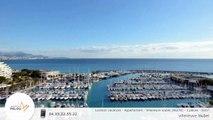 Location vacances - Appartement - Villeneuve loubet (06270) - 3 pièces - 91m²