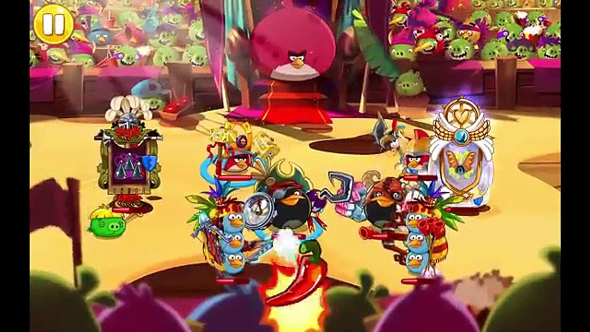 Angry Birds Epic #233 АРЕНА БРИЛИАНТОВАЯ ЛИГА Геймплей Walkthrough