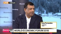 AirAsia CEO Fernandes Is Not Concerned About Oil Prices