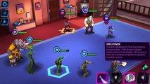 Teenage Mutant Ninja Turtles: Legend MAX LEVEL 80 Final Boss KRANG   TRANS-DIMENSIONAL TURMOIL