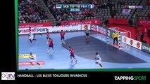 Zap sport - 23 janvier : L'équipe de France de Handball toujours invaincue (vidéo)