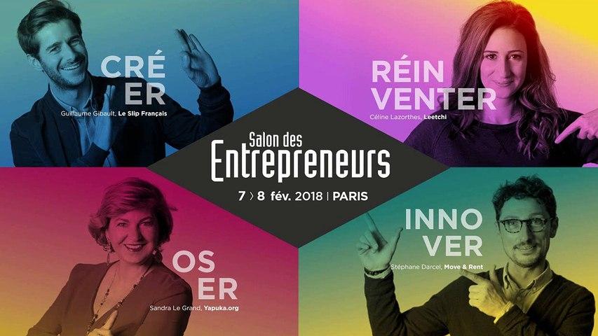 Salon des entrepreneurs 2018 : la DGCCRF sera présente
