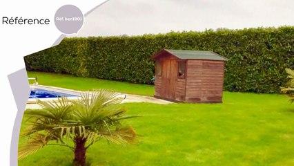 A vendre - Maison/villa - St pierre sur dives (14170) - 7 pièces - 162m²