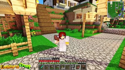 LaWorld Craft EP9 Too Many Cows for an Enchanting Room Minecraft Modded Single Survival