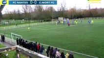 U19 : les buts de FC Nantes -  Chamois Niortais (4-1)