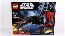 LEGO STAR WARS ROGUE ONE KRENNICS IMPERIAL SHUTTLE 75156 SET REVIEW