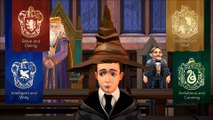 HARRY POTTER HOGWARTS MYSTERY - Chapter One Gameplay - Android/iOS - Potions, Lumos, Diagon Alley