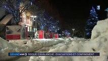 Alpes : chutes de neige record et risque d'avalanches maximal