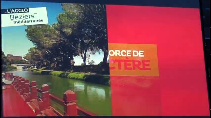 Voeux Agglo Beziers 2018