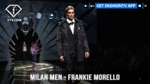 Frankie Morello Milan Men Fashion Week Fall/Winter 2018-19 Spiritual Evolution | FashionTV | FTV