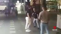 Ce combattant MMA va choquer tout le monde après avoir mis KO un homme en pleine rue