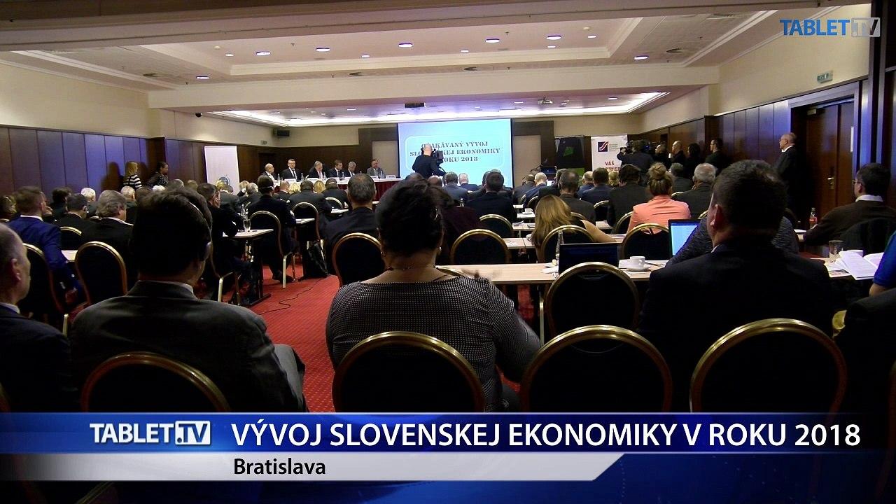 Manažéri a podnikatelia diskutovali o prognóze slovenskej ekonomiky