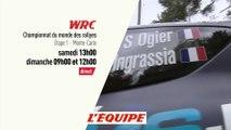 RALLYE - WRC : Rallye de Monte-Carlo