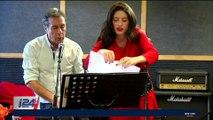 Le chanteur israélien Y. Geffen compare Ahed Tamimi à Anne Frank