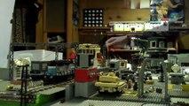 The Making of: Interactive Achievement Awards Lego Intro 2012 (Lego Animation)