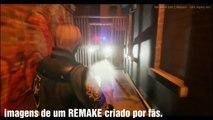 PISTAS DEIXADAS PELA CAPCOM DE RESIDENT EVIL 2 REMAKE