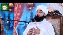 Muhammad Raza Saqib Mustafai - Shaitaan Apne Chalon K Samne Takht Lga Kr Beth Gya Or Phr