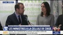 """Crues: le ministère de la Transition écologique appelle """"à la prudence"""""""