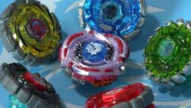 Beyblade Anime VS Real Life - SPIN STEALING & Left Rotating Zombie Beyblades