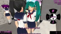 Getting Schooled in Yandere Simulator Early Test Build