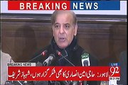Punjab Govt has arrested Zainab's murderer, his name is Imran and he is a serial killer - Shehbaz Sharif